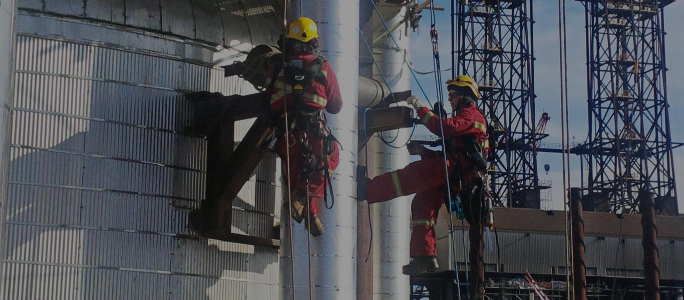 Acuren rope access
