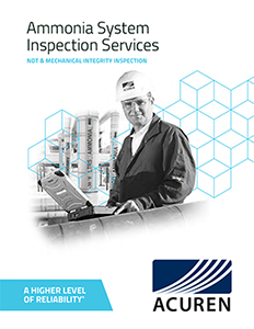 Acuren Ammonia System Inspection Services brochure thumbnail