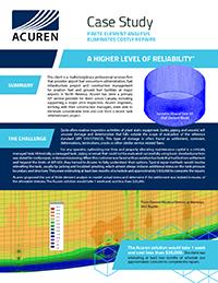 Acuren Case Study Finite Element Analysis