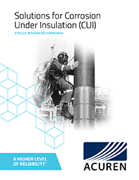 Solutions for Corrosion Under Insulation - Acuren