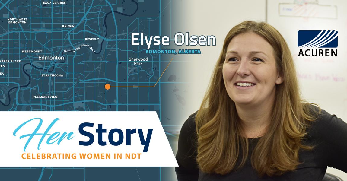 Acuren Her Story Elyse Olsen banner