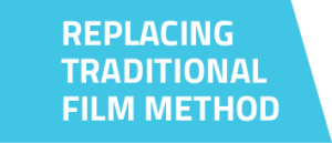 Acuren Replacing Traditional Film Method callout tag