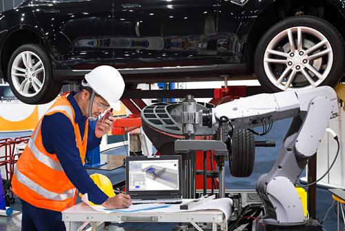Acuren automotive manufacturing