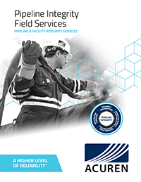 Acuren Pipeline Integrity Engineering Services PLI Midstream Integrated Integrity Solutions