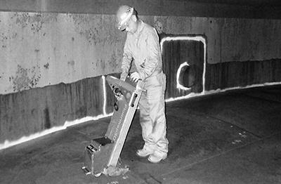 CP PA Tank 2135 MFL Scanning