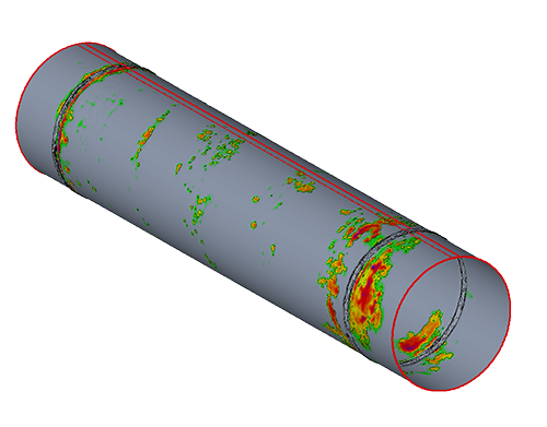 Cylindrical view
