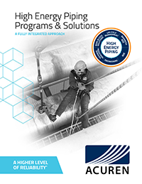 High Energy Piping Program Solutions brochure